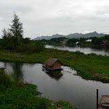 Notre premier aperçu de la nature thaîlandaise est plutôt inoubliable