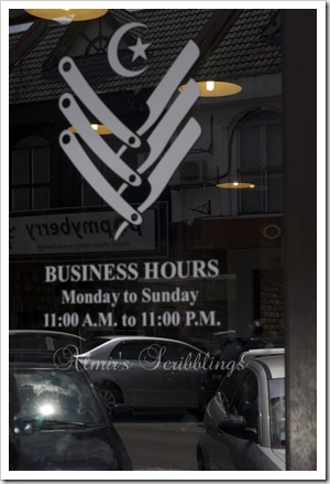 Joe&#39;s business hours