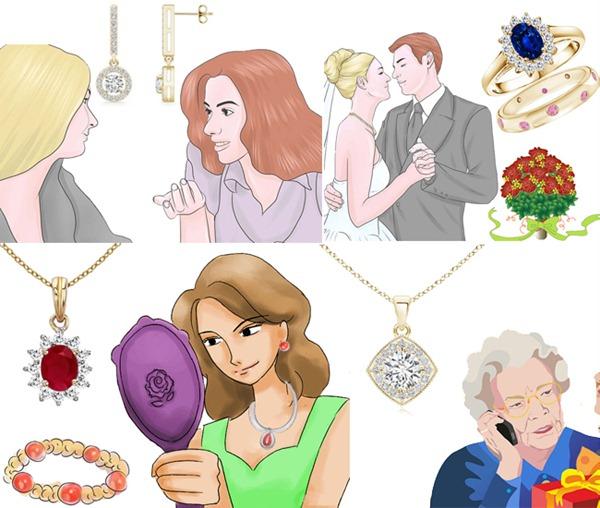 Jewelry Ensembles