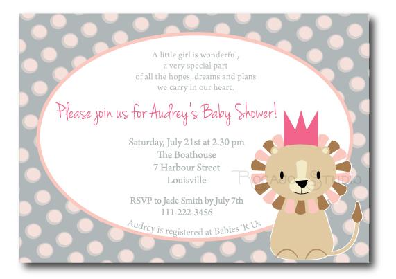 Baby Shower Invitation Poems Wblqual