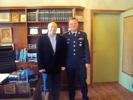 Παραμένει αστυνομικός διευθυντής ο Α. Αυγέρης