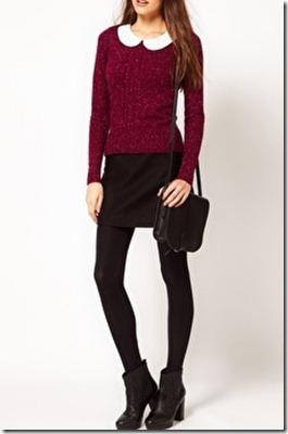 VMcollarknit jumper3