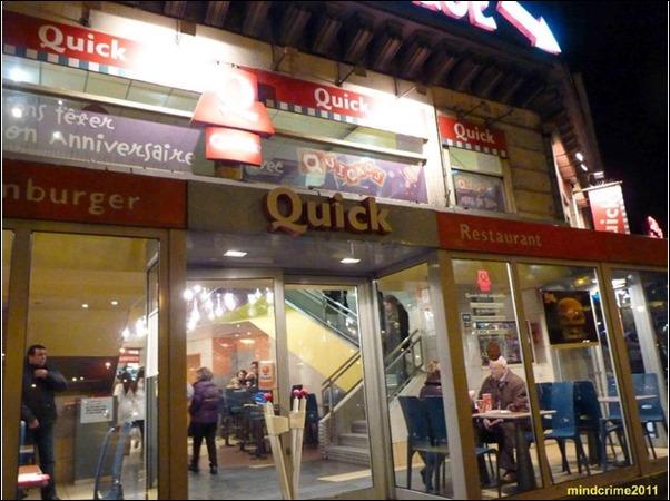 مطاعم ومقاهي الشانزليزية