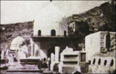 صورة قبر ابو طالب