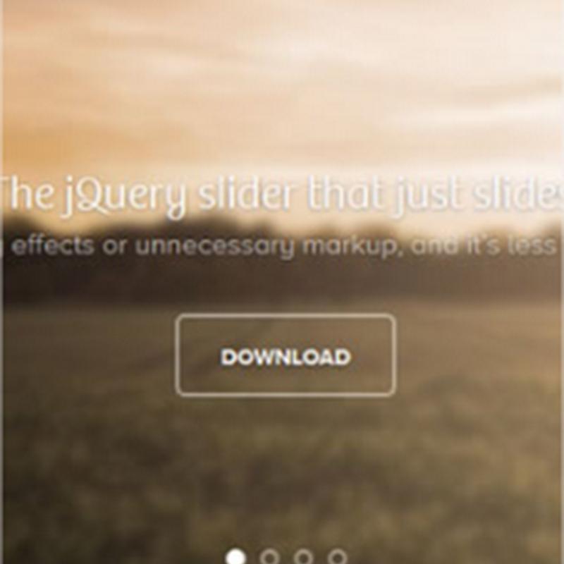 10 nuevos plugins de jQuery para usar en nuestros proyectos
