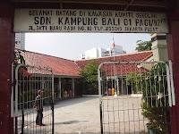 Kampung Bali 01 State Elementary School