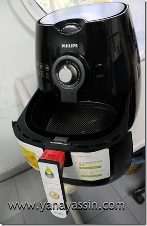 Philips Viva Collection Airfryer HD9225  130