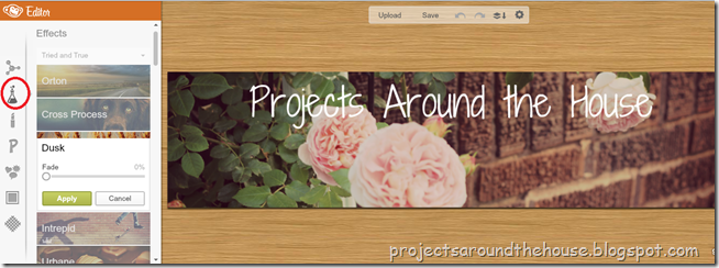 make a blog header 10