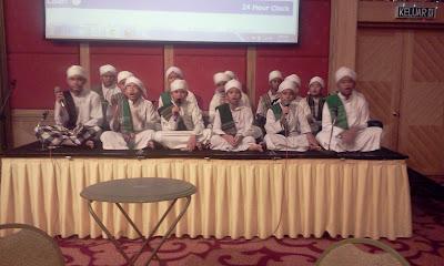 Buffet Ramadhan De Palma Hotel Shah Alam - qasidah