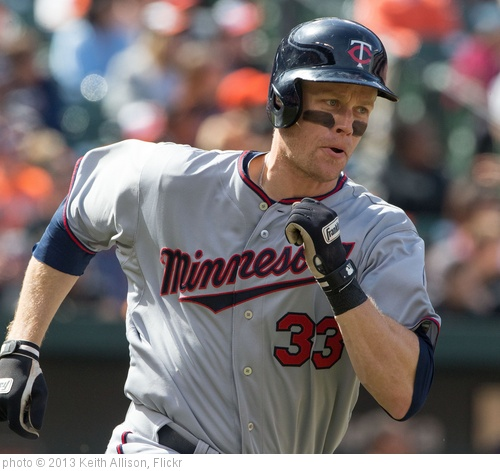 'Justin Morneau' photo (c) 2013, Keith Allison - license: http://creativecommons.org/licenses/by-sa/2.0/