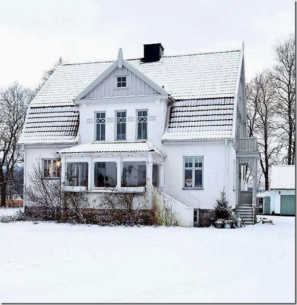 case e interni - stile scandinavo - country chic - bianco (8)