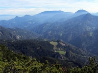 Planine nad Belo