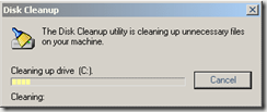 Disk-Cleanup-Progress