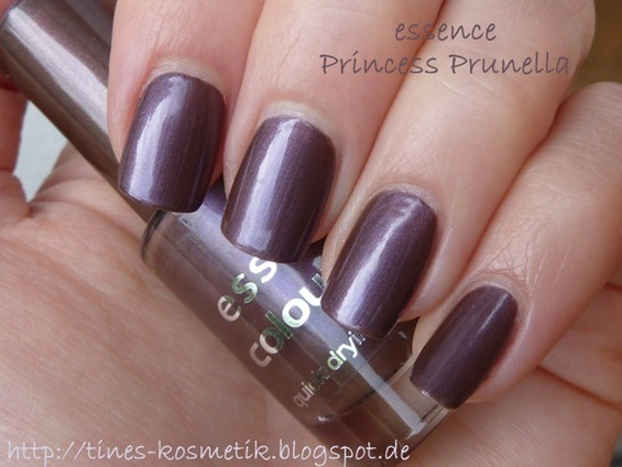 essence Princess Prunella 1