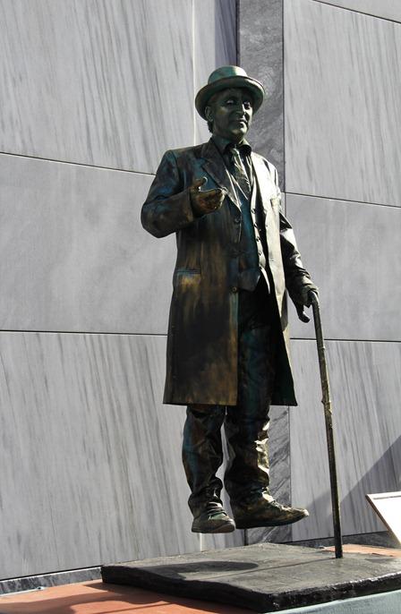living statues arnhem 2012 (13)
