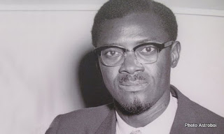 Patrice Emery Lumumba, premier Premier ministre de la RDCongo, hros national.