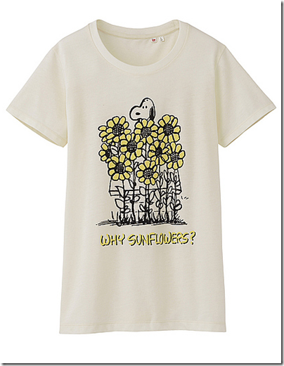 Uniqlo X Snoopy Tee - Woman 43