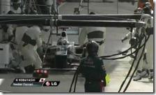 Kobayashi investe i meccanici ai box