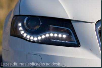 Luzes diurnas - Daytime Running Lights