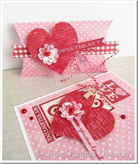 My valentine by Daniela Dobson