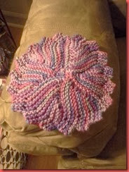 Petal Dishcloth
