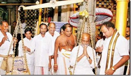 rajinikanth-tirupathi-darshan-still