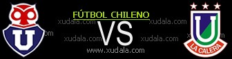 Universidad de Chile vs Union La Calera
