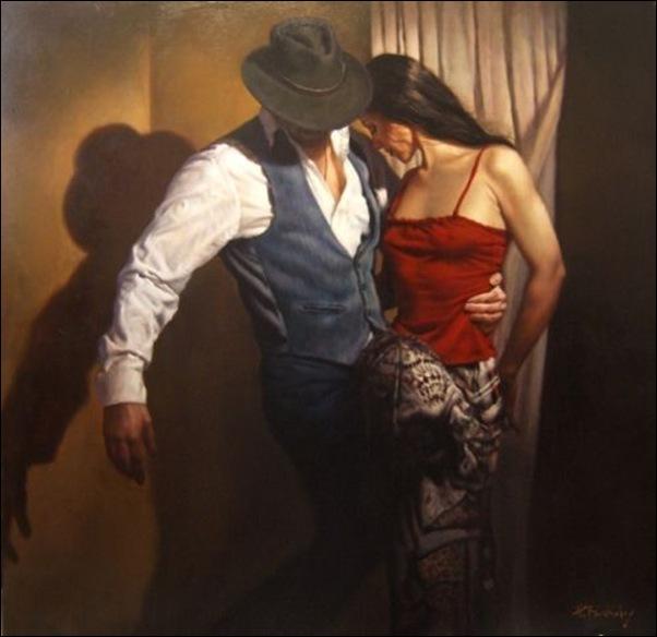 La danse par Hamish Blakeli (12)