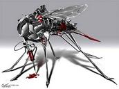 robot nyamuk