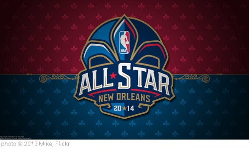 '2014 All-Star Game Logo' photo (c) 2013, Mike - license: http://creativecommons.org/licenses/by-sa/2.0/