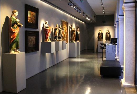 Gloria Ishizaka - museu de são roque - São Francisco Xavier e Santo Inácio de Loyola