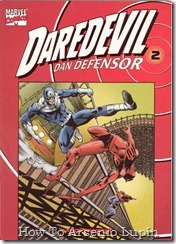 P00002 - Daredevil - Coleccionable #2 (de 25)