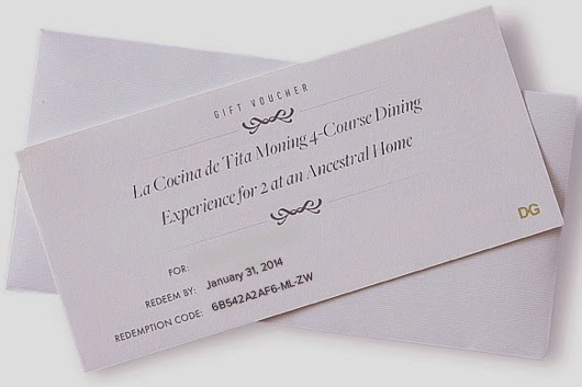 DG Gift Voucher 2