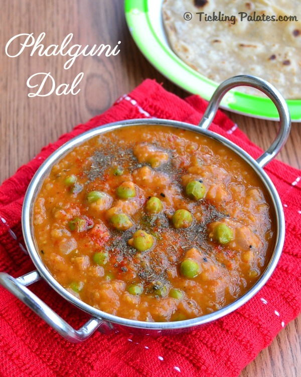 Phalguni Dal Recipe