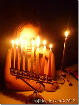 31 channukah 8th candle