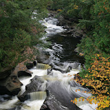 Presque Isle River / Porcupine Mountains State Park / Upper Michigan