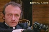 Jonathan Banks as Kolinski in Falcon Crest 1987