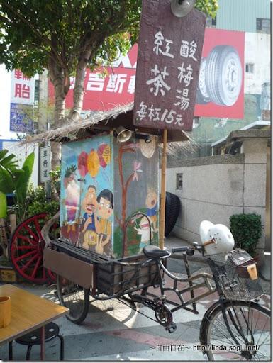 府中街(莿桐花巷)-叫賣自行車