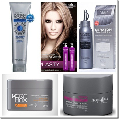 O tratamento cosmético com Cisteína e Creatina
