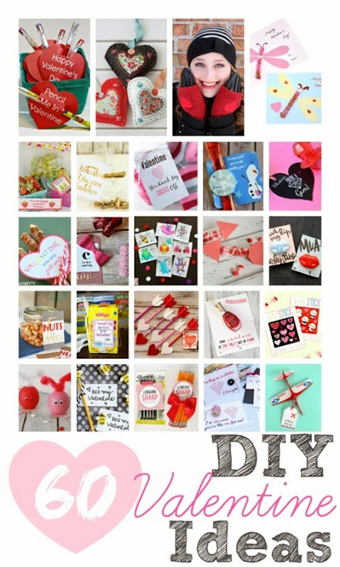 60 DIY Valentine Ideas