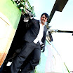 AJITH PERFORMS DEATH DEFYING STUNT- stills