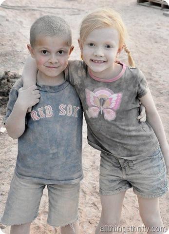 Kids dirt
