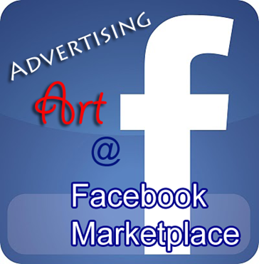 advertising art facebook marketplace
