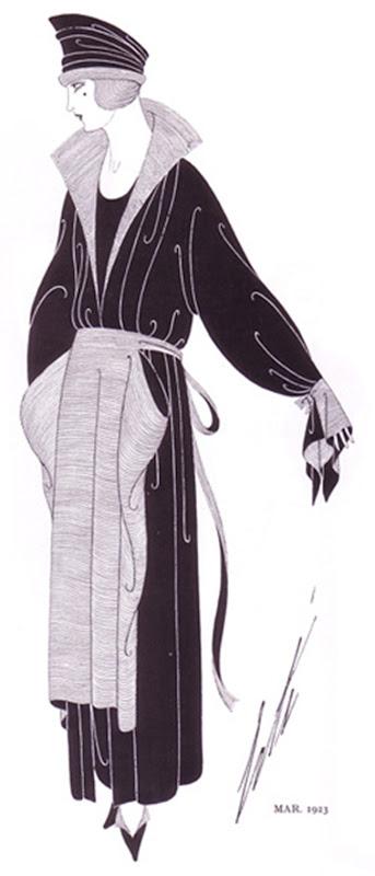 harpers bazar 1923