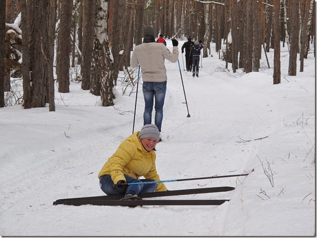 Лыжи 147