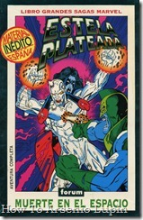 P00047 - Silver Surfer -  - 076 v3 #85