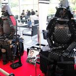 samurai outfits in Tokyo, Tokyo, Japan