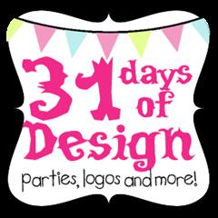 31 Days of Design