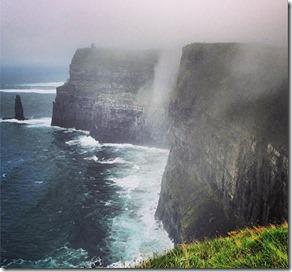 Penhascos de Moher, Irlanda Autor Gleiber Rodrigues