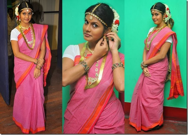 Pink_Cotton_Saree